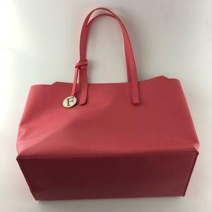 Furla Sally Coated Saffiano Leather Tote Bag